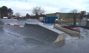 Skatepark de Le Barp