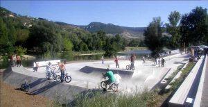 skatepark de Millau