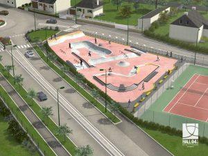 Crozon skatepark
