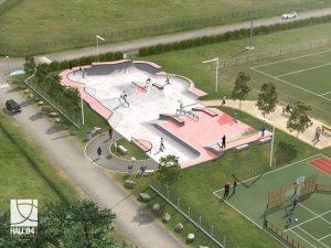 Seignosse skatepark